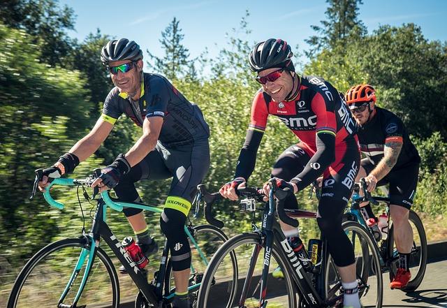 cyklsitické dresy