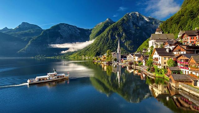 Letní dovolená v Rakousku