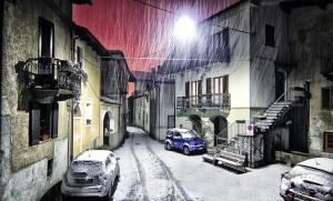 Dovolená v Itálii