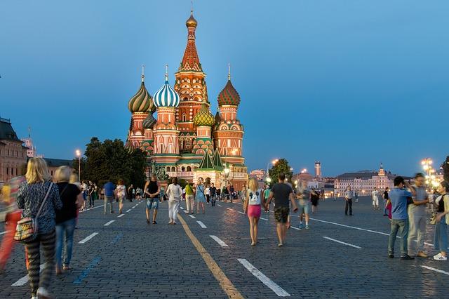 Vízum Rusko