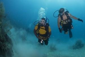 Potápění do 40 m