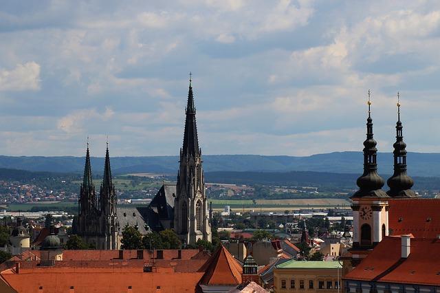 ubytování v Olomouckém kraji