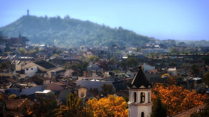 Bulharsko Plovdiv