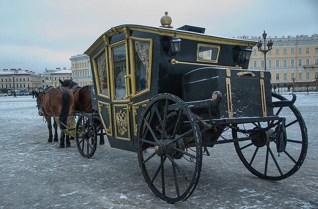 Zájezd Petrohrad