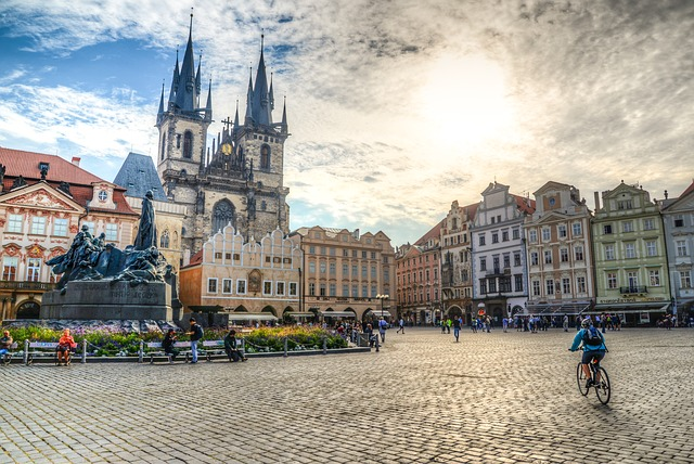 únikovky Praha
