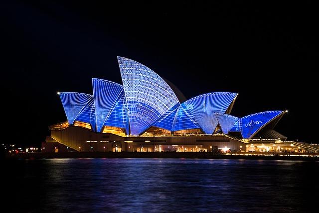 dovolená v Austrálii