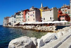 Chorvatsko kempy s mobilními domy