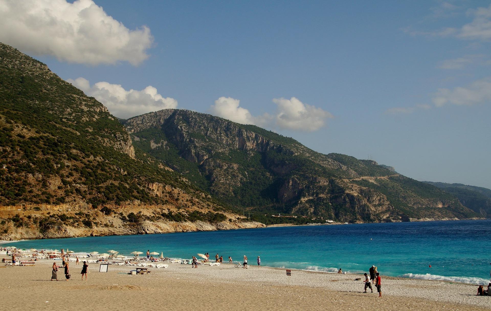 dovolená Turecko